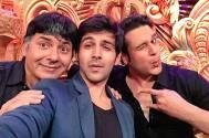 Team Pyaar Ka Punchnama on Comedy Nights Bachao