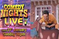 MustWatch: First look of Colors' Comedy Nights Live