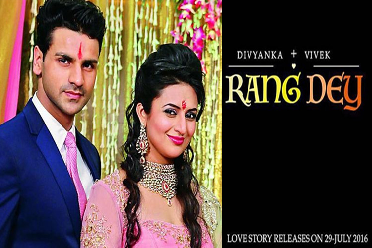 Check out the romantic JOURNEY of Divyanka-Vivek's love story..!