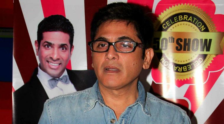 Aasif Sheikh turns ragpicker on TV show