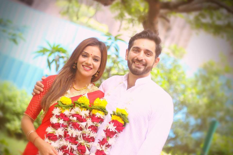 Megha Gupta and Siddhant Karnick Hitched!!