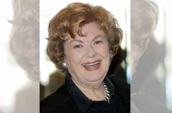 Actress Barbara Hale dies at 94