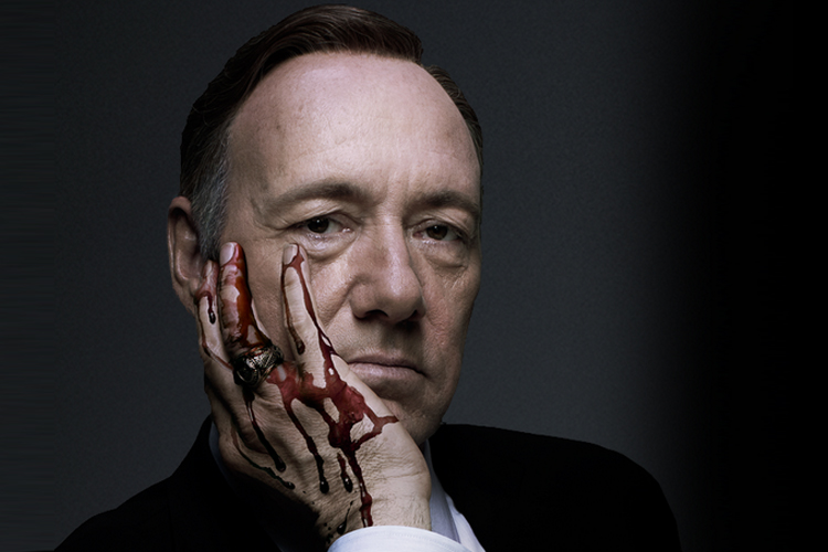 It's OFFICIAL! Netflix has FIRED Kevin Spacey from 'House Of Cards'