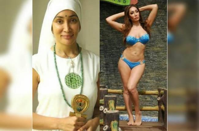 I should probably do a condom ad dressed as a nun: Sofia Hayat.