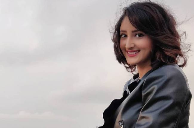 Shivya Pathania turns bride for the eighth time