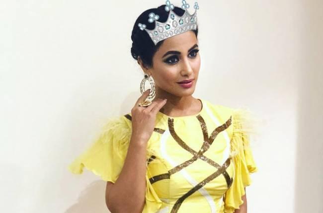 Congratulations: Hina Khan is INSTA Queen of the Week!