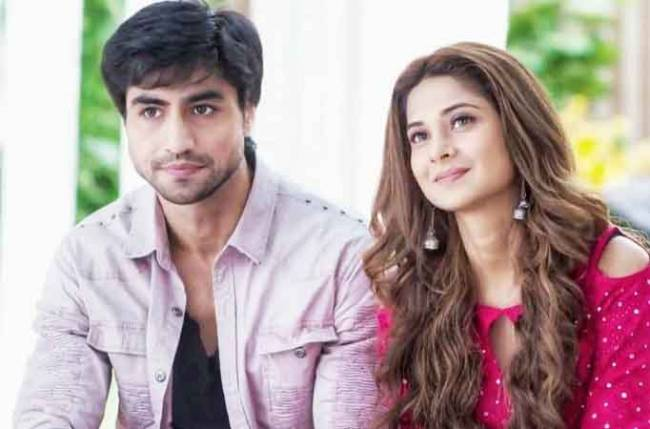 Jennifer Winget and Harshad Chopda's new look in Bepannah post leap