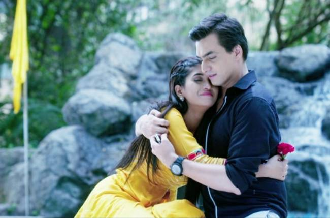 PROUD PARENTS Naira and Kartik might name their child…
