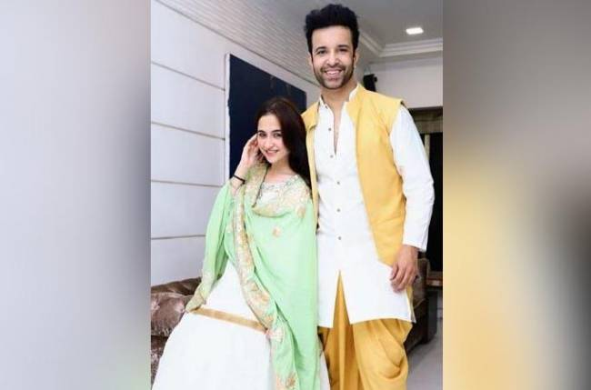 Aamir Ali has the most romantic birthday wish for wifey Sanjeeda Sheikh