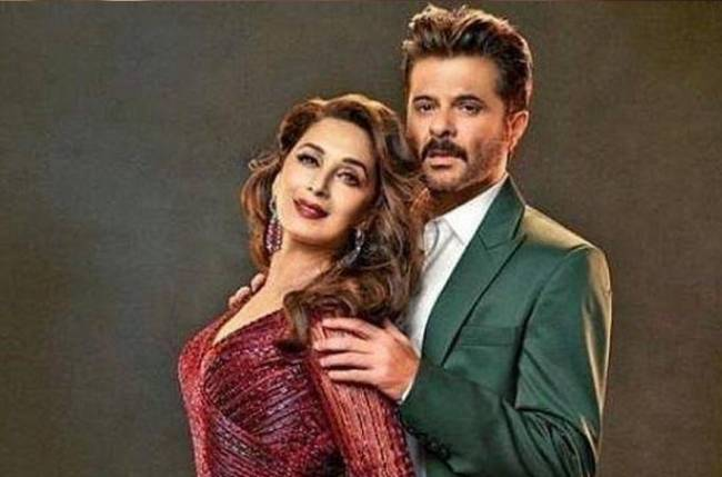 When Anil Kapoor replaced Madhuri Dixit with this dancer