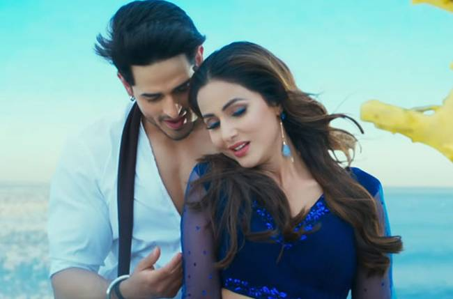 Hina Khan and Priyank Sharma's Raanjhana finally out!