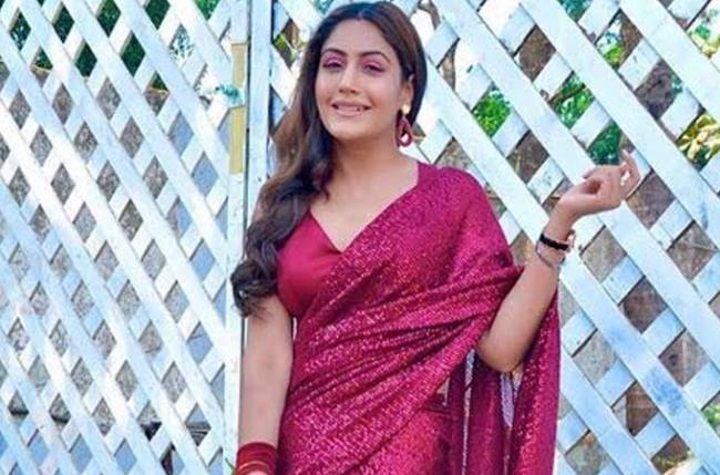 Surbhi Chandna decked up for Mahashivratri sequence in Sanjivani 2; looks stunning