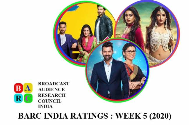 BARC India Ratings: Balaji Telefilms rocks the charts: Kundali Bhagya, Naagin, and Kumkum Bhagya are the top three!