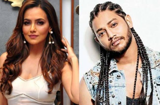 Sana Khan to take legal action against Melvin Louis?