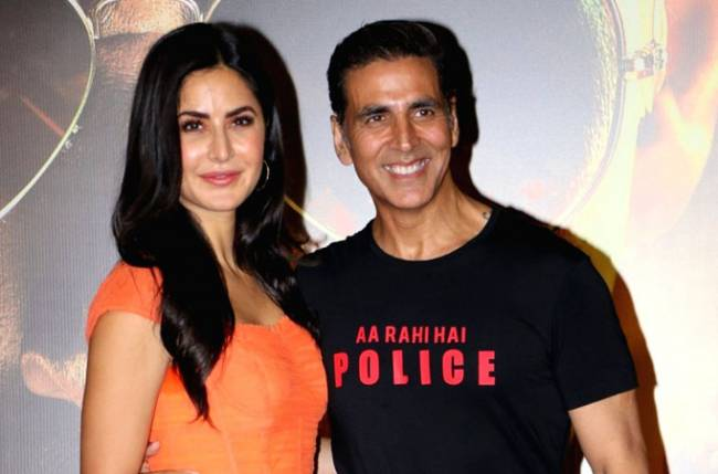 Katrina: Akshay supported me a lot during my initial B'wood days
