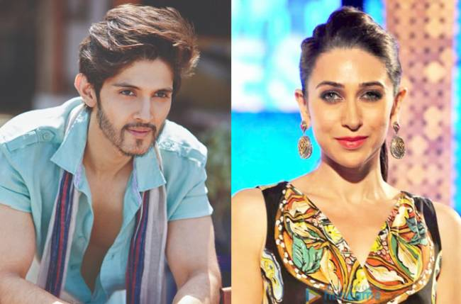 Rohan Mehra and Karisma Kapoor get together for THIS