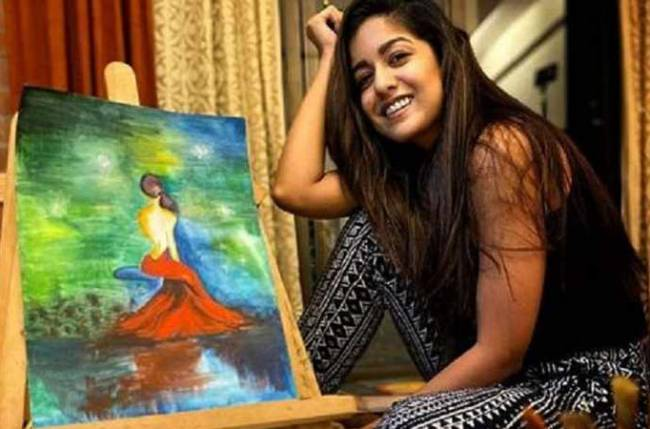 Lockdown diaries: Ishita Dutta gets creative
