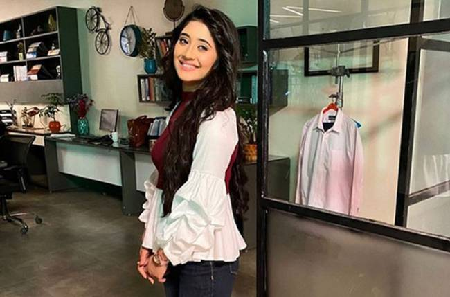 Shivangi Joshi loves to do THIS apart from acting