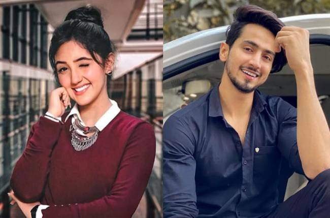 Ashnoor Kaur and Faisal Shaikh are having fun in Dubai! Is a new project on cards?