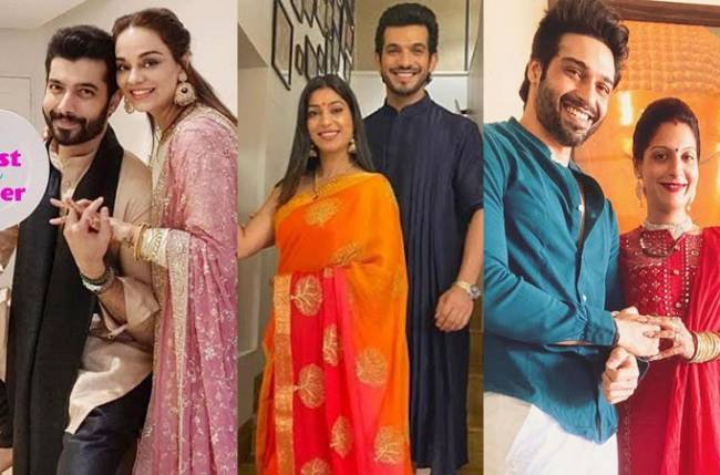 From Ripci Bhatia to Neha Swami, these celeb wives looked simply gorgeous on Karwa Chauth