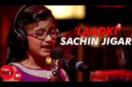 Composer Sachin's daughter debuts with 'MTV Coke Studio'