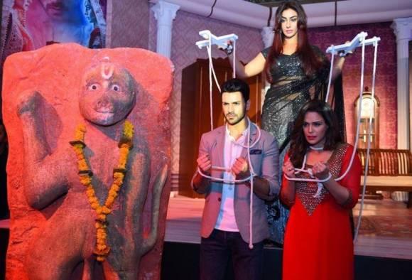 Major drama galore on Colors' Kavach!
