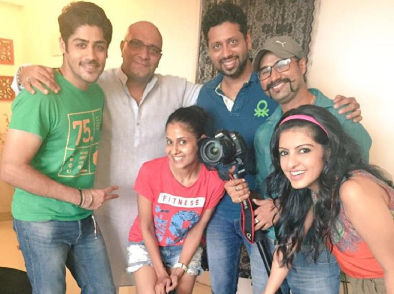 Abhishek Kapur gears up for his first ever web series!