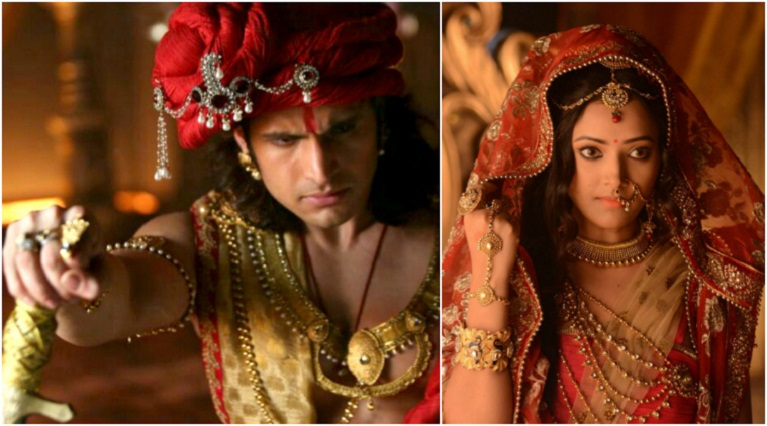 Chandra Nandini pays total attention to details!