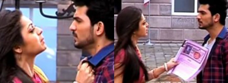 Naina and Raghav get divorced in Pardes Mein Hai Mera Dil?