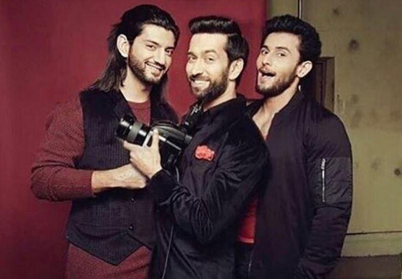 Here is Kunal Jaisingh's and Shrenu Parikh's look for Dil Bole Oberoi!