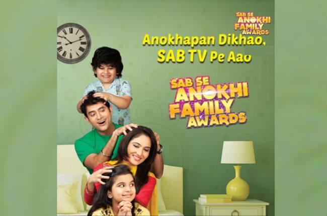 Apna Family ka Anokhapan Dikhao, SAB TV pe aao; read to know more…