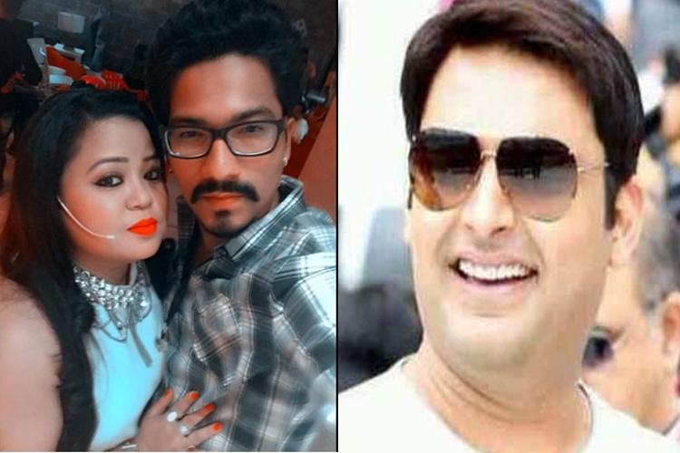 OMG! Bharti Singh CHOOSES Kapil over Krushna & JOINS 'The Kapil Sharma Show'