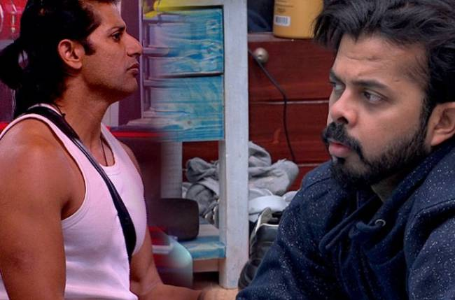 Bigg Boss 12: Karanvir calls Sreesanth cheater
