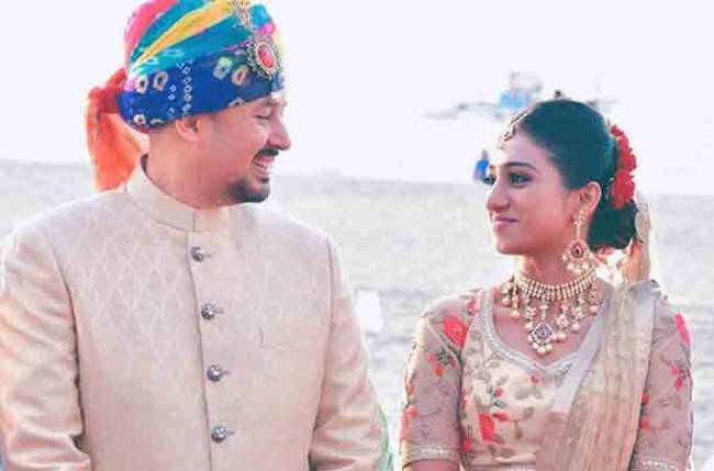 He brings about the calmness and composure in my life: Mohena Singh on fiance Suyesh Rawat