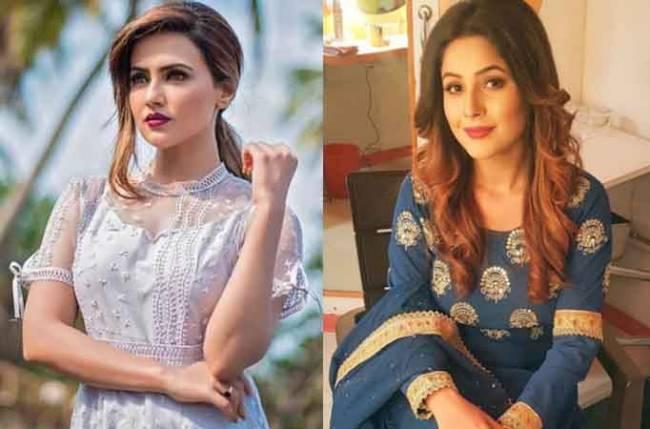 BB13: Sana Khan shows her support for Shehnaaz