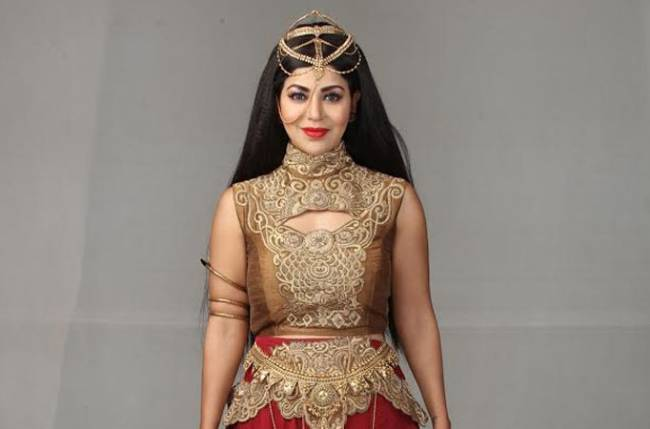 """Mallika will be a character I will always remember"", said Debina Bonnerjee on her character in Sony SAB's Aladdin- Naam Toh Suna Hoga"