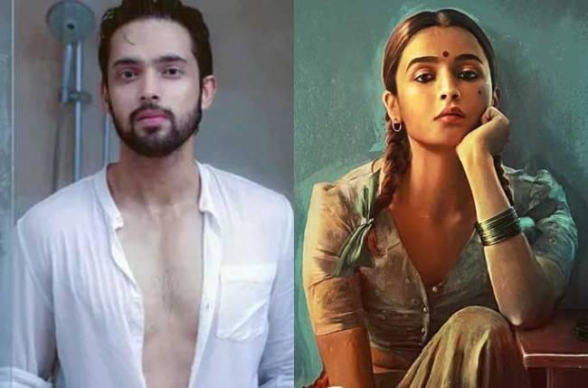 Parth Samthaan bags Sanjay Leela Bhansali's Gangubai Kathiawadi starring Alia Bhatt
