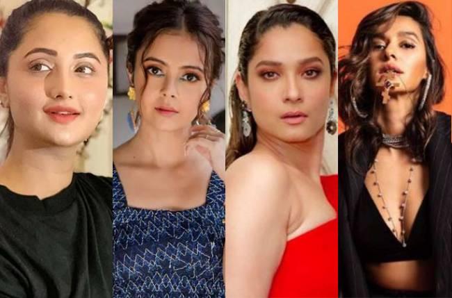 Rashami Desai and Devoleena Bhattacharjee support Ankita Lokhande after Shibani Dandekar's criticism