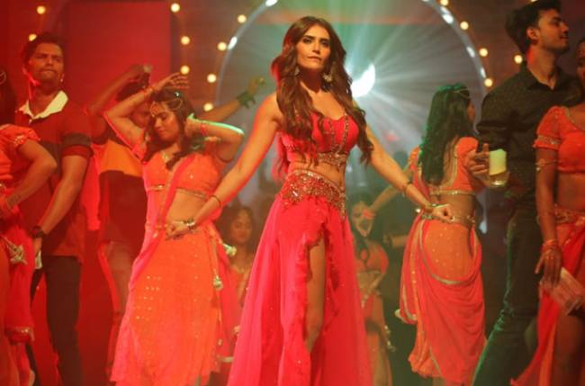 The song, Basanti, is a testimony of the amount of fun we had shooting for it: Says Karishma Tanna