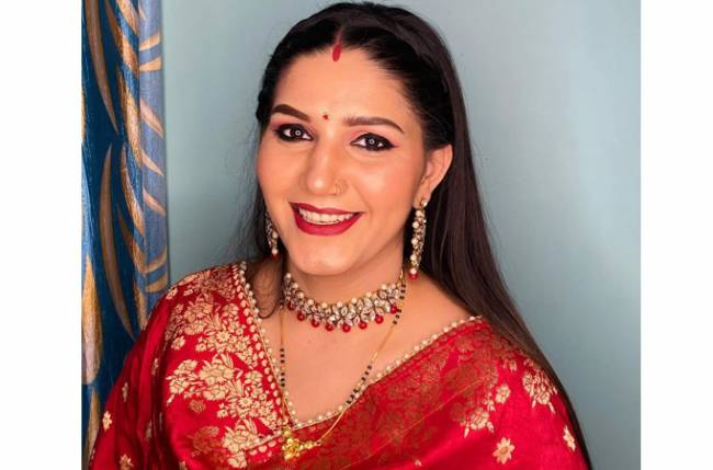Bigg Boss fame Sapna Choudhary confirms her marriage by sharing THESE pictures