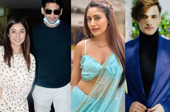 Naagin actress Hina Khan tops the list of the most Google searched TV personalities, followed by Sidnaaz, Surbhi Chandna, and Asim Riaz