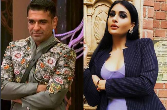 Bigg Boss 14: Eijaz Khan & Pavitra Punia share moments of intangible bonding which is PRICELESS!!
