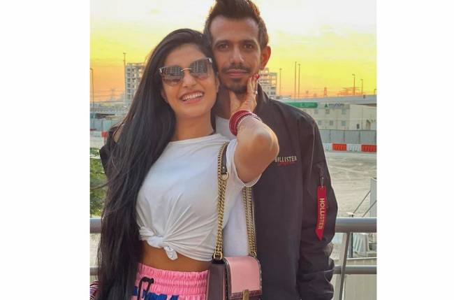 Dhanashree Verma turns Yuzvendra Chahal's MUSE; the cricketer records his wife's COOL dance moves