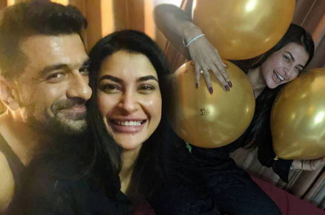 This is how Bigg Boss 14's Eijaz Khan made girlfriend Pavitra Punia's birthday SPECIAL